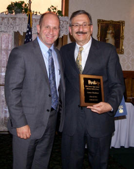 Hall of Fame inductee Lester Friedman