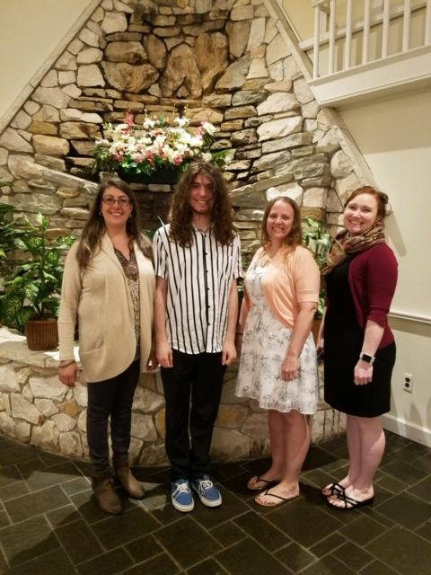 2019 Senior Scholar Humanities Honorees
