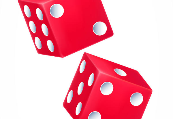 Let The Dice Decide, A Game for Grades 3rd to 8th
