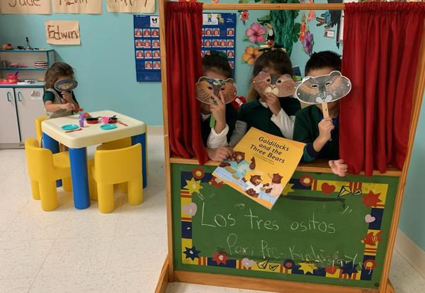 Reading Theater in PK4