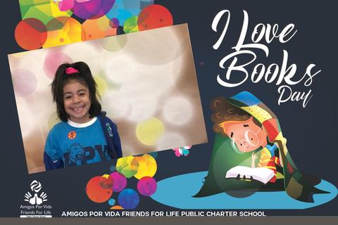I Love Books Photobooth_101