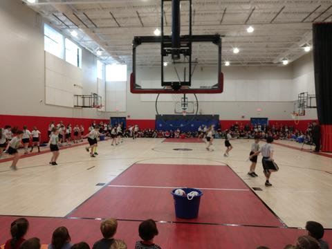 Gym Opening Jump Rope Demo Picture #2