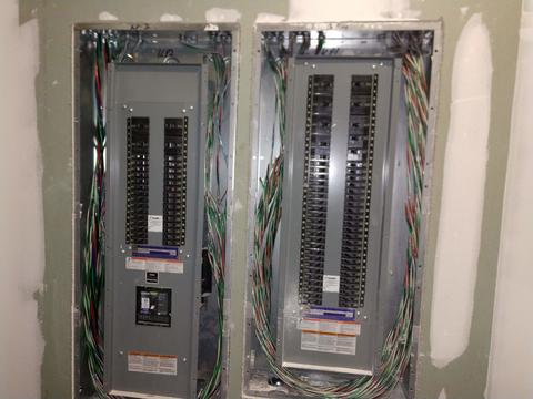 East Addition Power Distribution