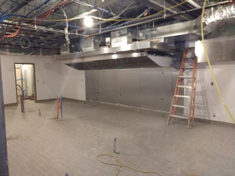 NHS Kitchen Progress