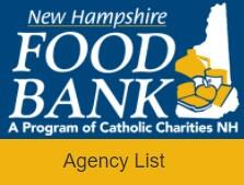 New Hampshire Food Bank Agency List