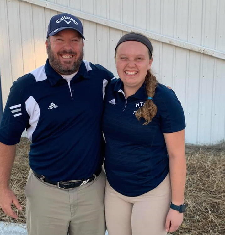 Katie Frey - Goes to State Golf