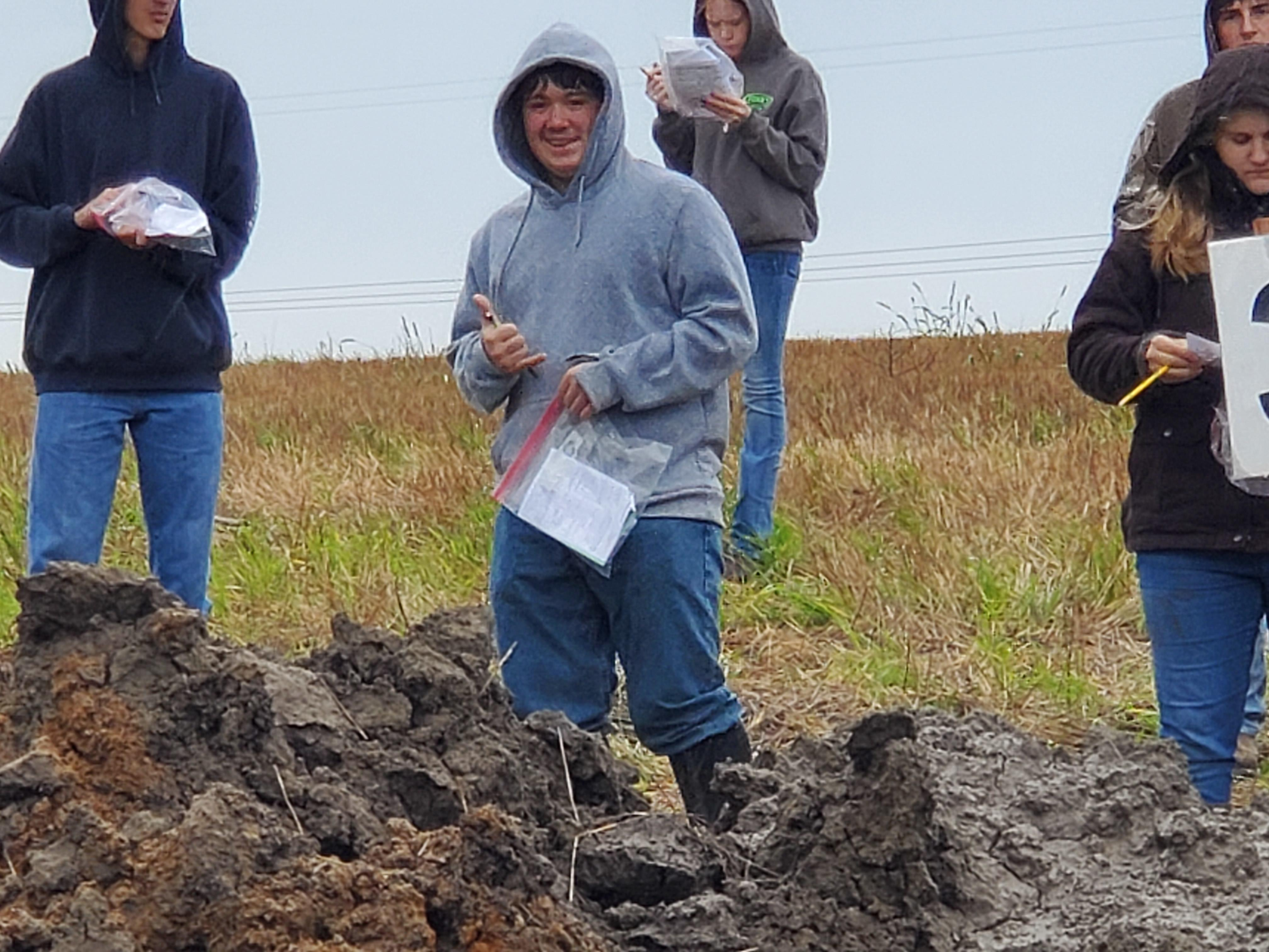 Land Judging Step 2