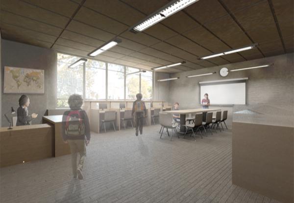 Herbrich Student Success Center