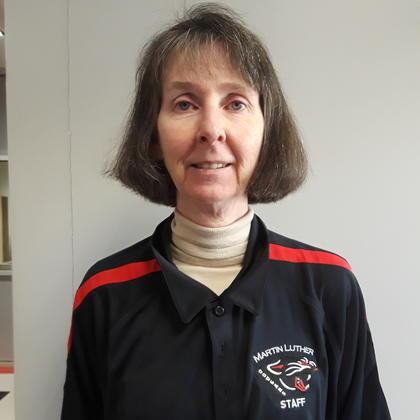 Athletics Director Ann Boyle