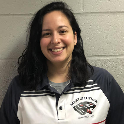Coach Tara Ciccione