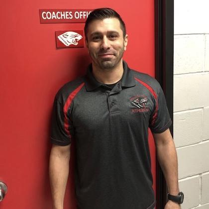 Coach Mike Toro