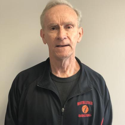 Coach Ken Johnson