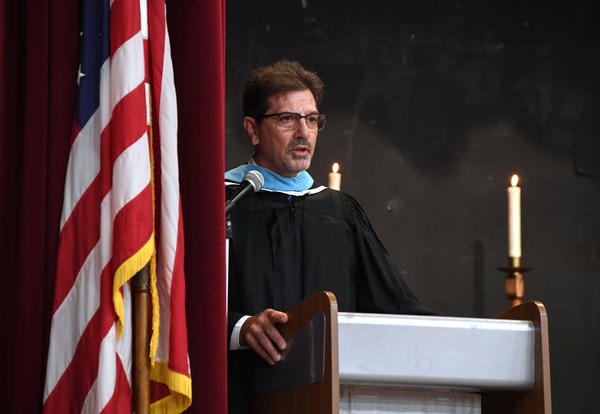 MLS' Executive Director, James R. Regan, To Be Recognized at Opening Service on September 11 for Earning His Colloquy.