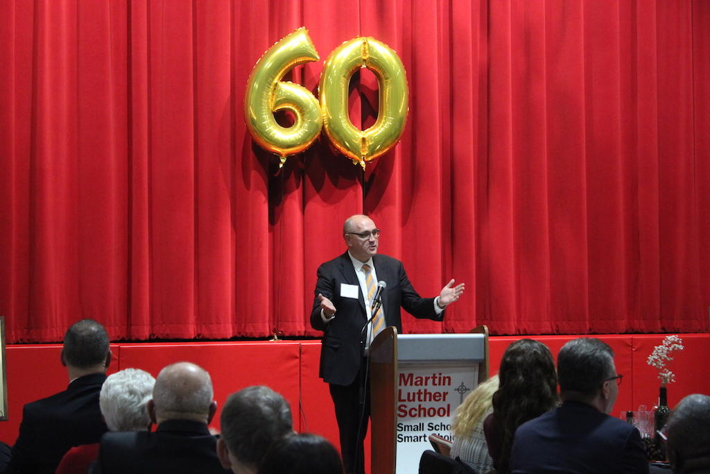 60th Anniverary Celebration Banquet