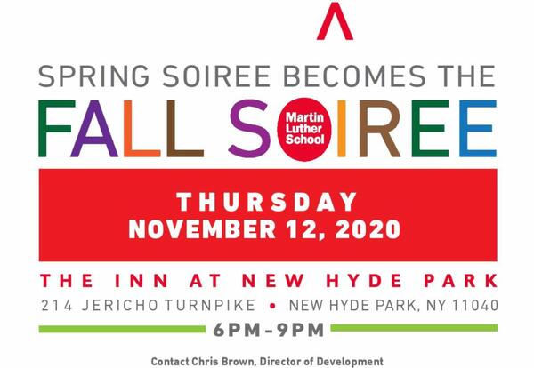 Fall Soiree' 20