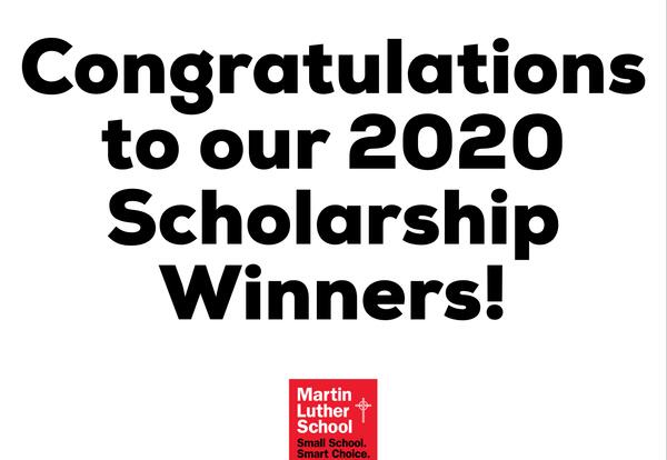 MLS 2020 Scholarship Winners Continue The Legacy.