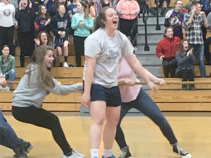 PRHS Knights Tug-of-War photo