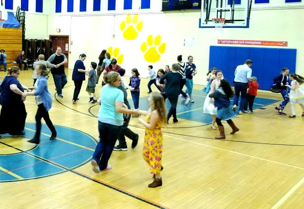 Photo of 3rd Grade Dance at PCS