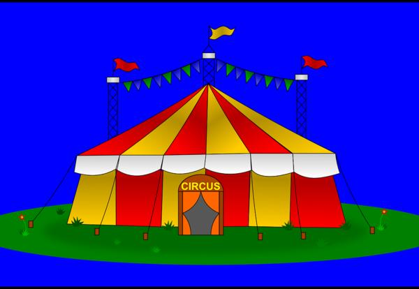 The Circus is Coming!!