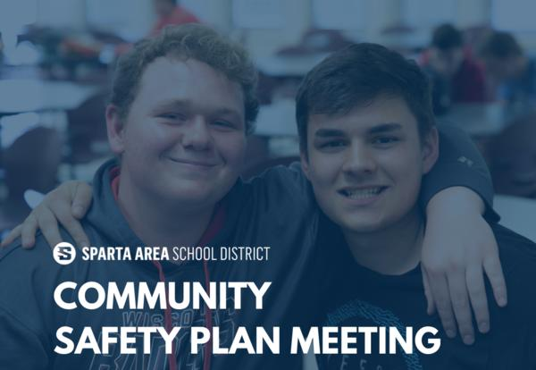 community safety plan meeting