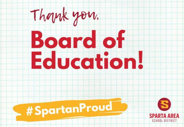 It's Wisconsin School Board Week!