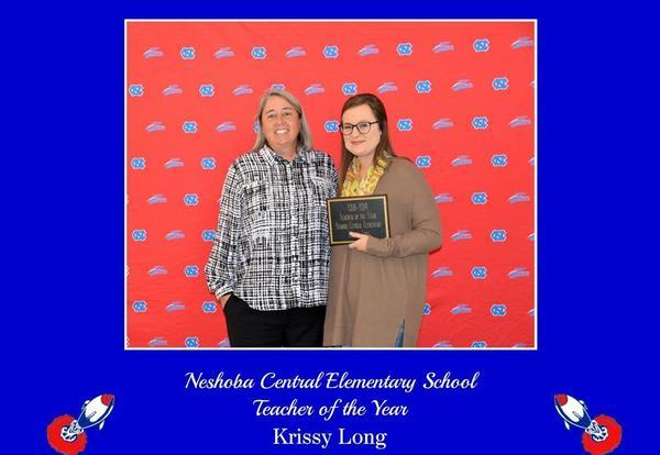 2018-2019 Teacher of the Year