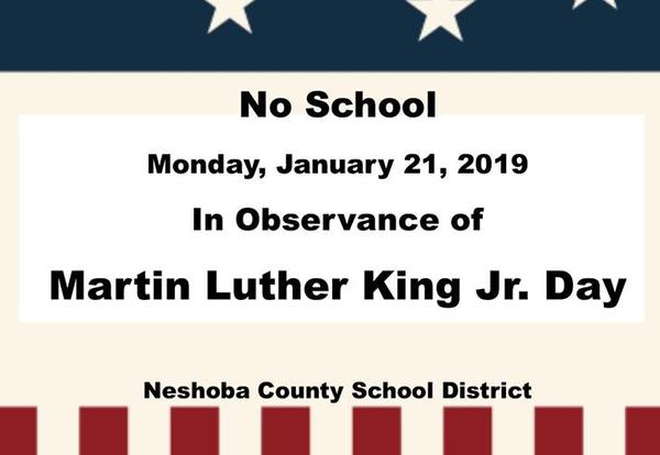 Martin Luther King Jr Day Middle