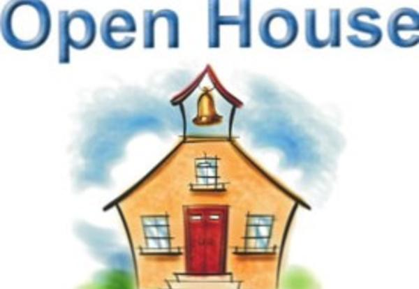 OPEN HOUSE: Elementary K-2nd - August 5th / 3rd -5th - August 6th 4:00-6:00 p.m.                       Middle and High Schools August 6th 4:00 - 6:00 p.m.