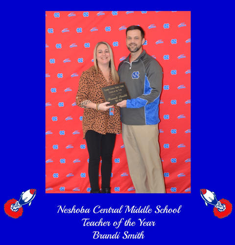 image of Brandi Smith - Middle School Teacher of the Year
