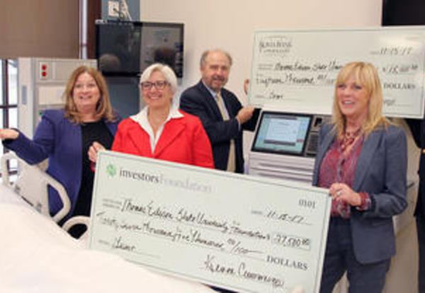 Thomas Edison State University Receives $150K in Grants from Investors Foundations to Fund Expansion of Nursing Programs