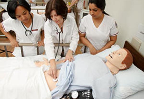 Grant Provides Educational Technology for Nursing Students