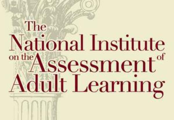 University Presents 28th National Institute on the Assessment of Adult Learning