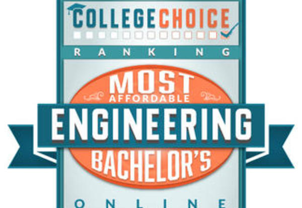 Thomas Edison State University Named to College Choice's 2017 Most Affordable Online Bachelor's in Engineering Degrees List