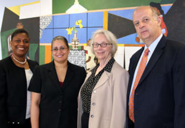Nicholson Foundation Supports Expansion  of Cultural Competency Program