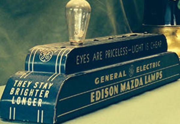 Martinson Family Donates Edison Collection to College