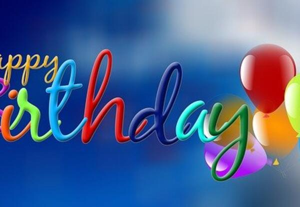 Happy Birthday Scholars