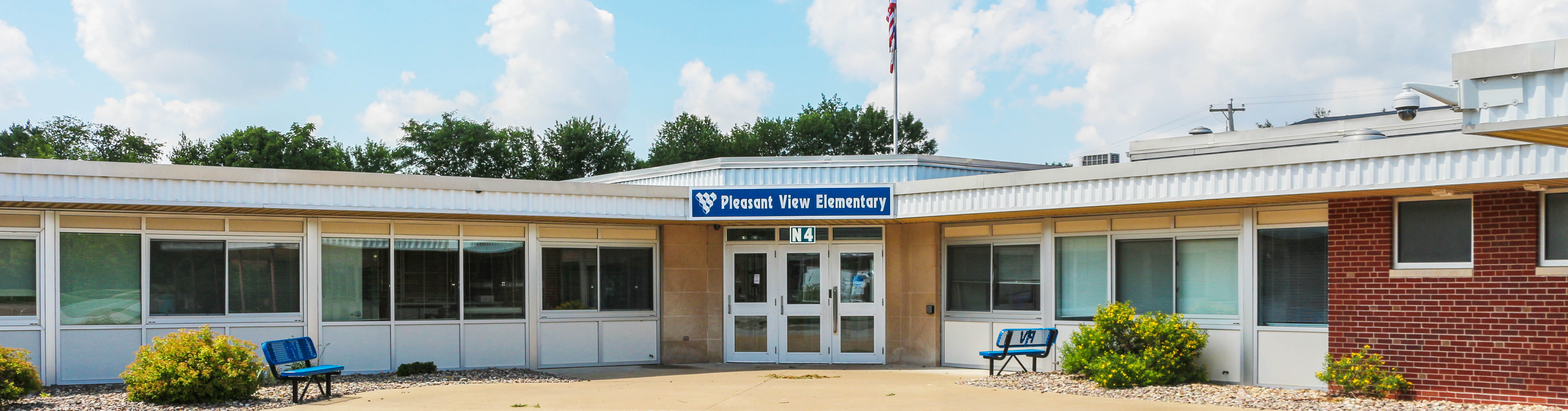 Pleasant View Elementary Building