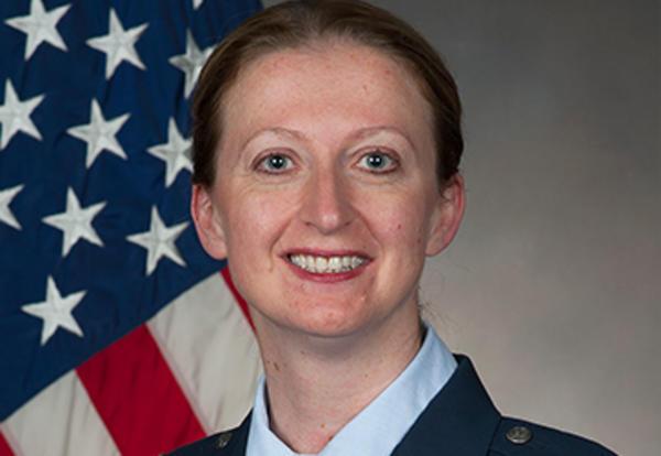 Lt. Col. Melaine J. Burja
