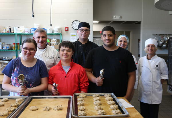 PVHS Students Take to Baking at SCC