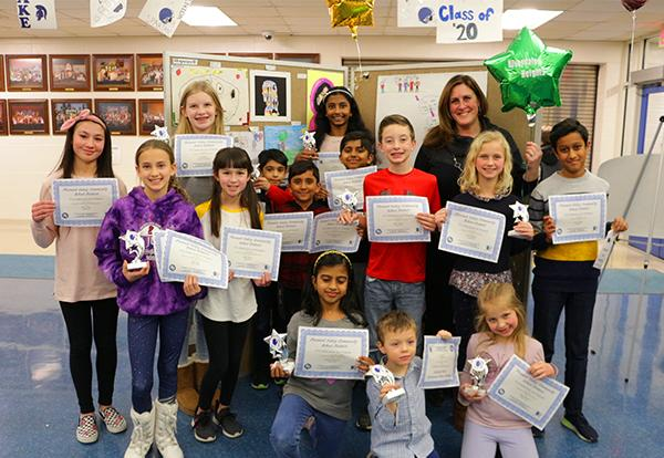 PTA Reflections Artists Honored