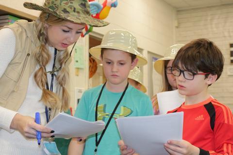 PLV 3rd Grade Safari 8