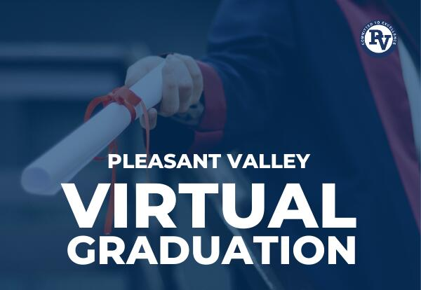 Sign Up for Virtual Graduation