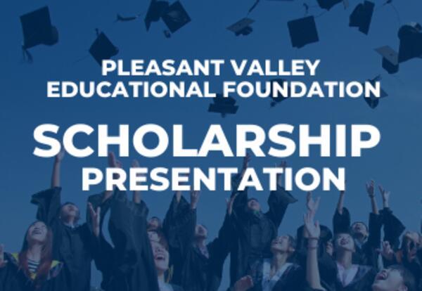 PV Foundation Scholarship Graphic