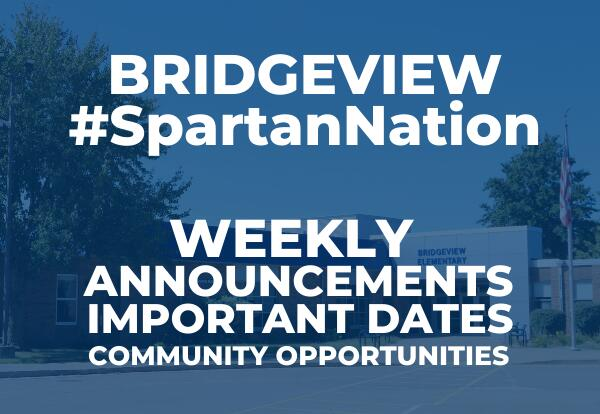 Bridgeview #SpartanNation Graphic