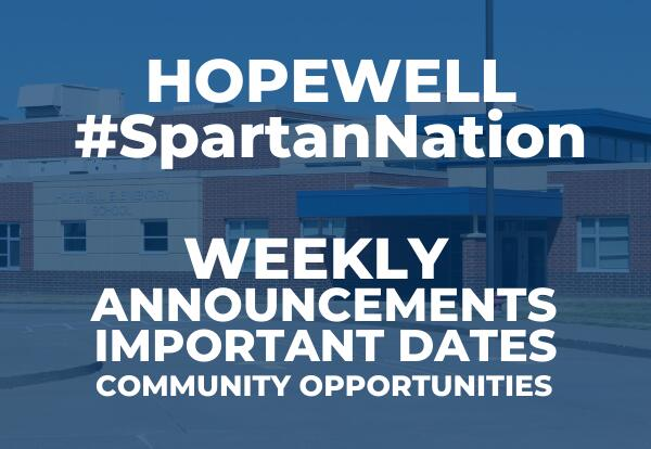 Hopewell #SpartanNation Graphic