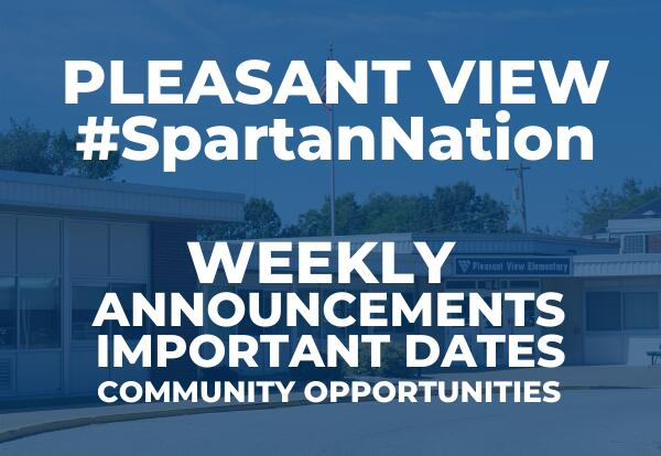 Pleasant View #SpartanNation Graphic