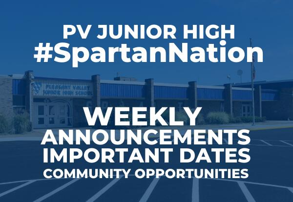 PVJH #SpartanNation Graphic