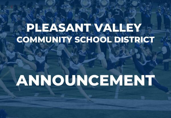 District Announcement