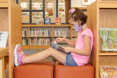 Library Lessons at Riverdale Heights (1)