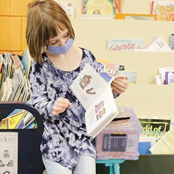 348 BV K Reading Centers